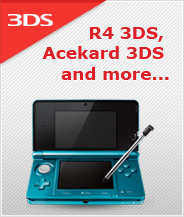 R4 3DS Card Roms