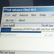 ezf advance client software