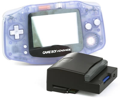 GBA & SP Game Bank G-BANK