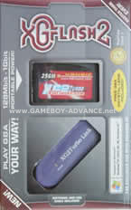 gba xg2 turbo xg2-flash turbo link II